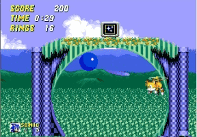 Play Sonic 2 – Sonic Tohaka Online