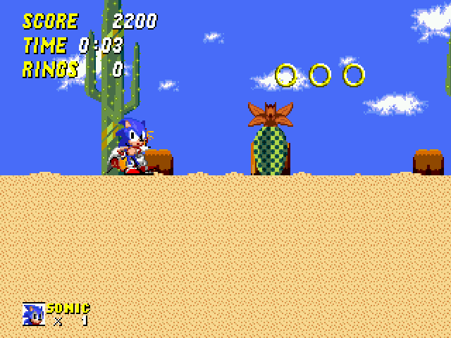 Play Sonic 2 – The Lost Worlds Online