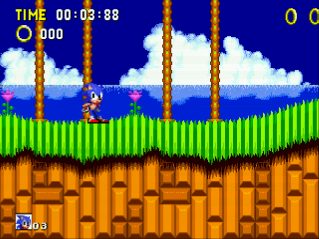 Play Sonic 2 Adventure Edition Online