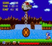 Play Sonic 2 Delta Online