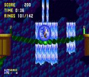 Play Sonic 2 Delta II Online