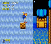 Play Sonic 2 EX Online