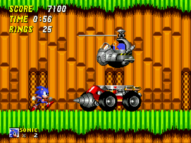 Play Sonic 2 Flicky Turncoat Edition (beta) Online - Play All Sega
