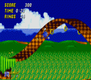 Play Sonic 2 Long Version Online