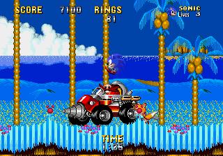 Play Sonic 2 Megamix Online