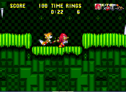 Play Sonic 2 SMTP Online