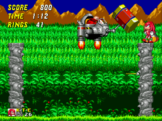 Play Sonic 2 Secret Rings Edition Online