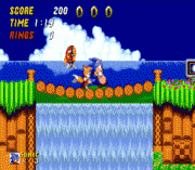 Play Sonic 2 XL Online