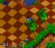 Play Sonic 3D – No Flickies Online