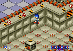 Play Sonic 3D Blast (Beta) Online