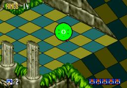 Play Sonic 3D Blast (Prototype 73) Online