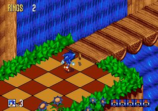 Play Sonic 3D Blast – Sonic 3D Flickies' Island Online