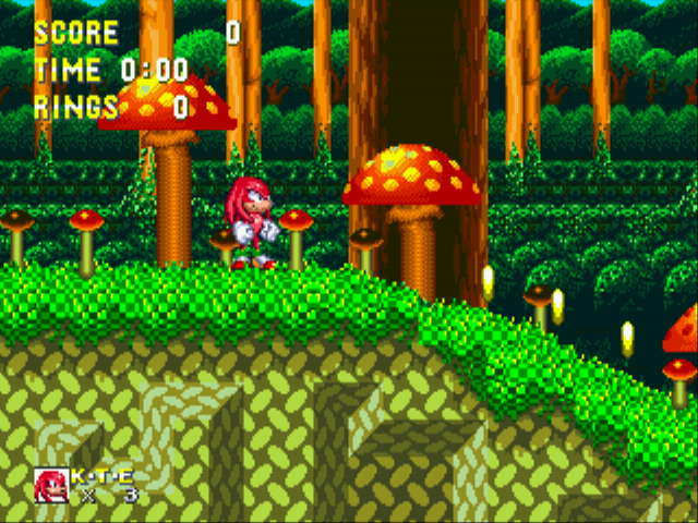 Play Sonic 3 Complete Online