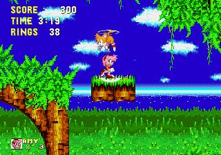 Play Sonic 3 Cz (v2.0) Online