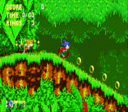 Play Sonic 3 Reversed Frequencies Online