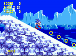 Play Sonic 3 and Knuckles – The Challenges Online