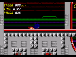 Play Sonic Boom (hack) Online