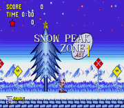 Play Sonic Christmas 2011 Online