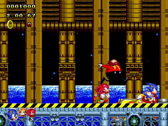 Play Sonic Classic Heroes Online