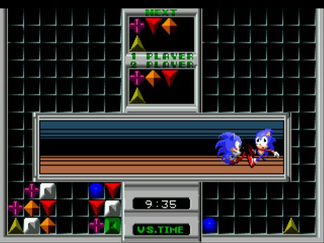 Play Sonic Eraser (SegaNet) Online