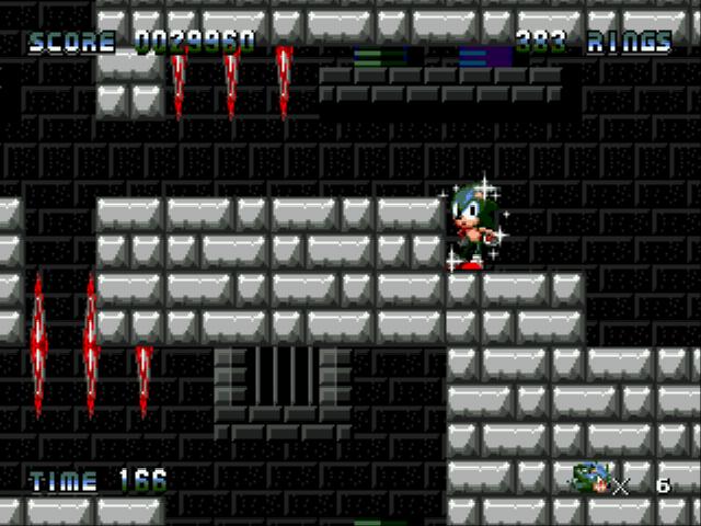 Play Sonic Erazor (v3.0) Online