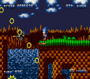 Play Sonic Erazor (v4.0) Online