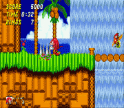 Play Sonic & Knuckles Enhancement Mod Online