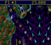 Play Sonic Spinball Online