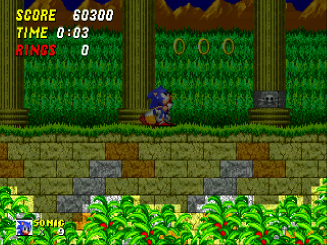 Play Sonic The Hedgehog 2 (Beta 4) Online