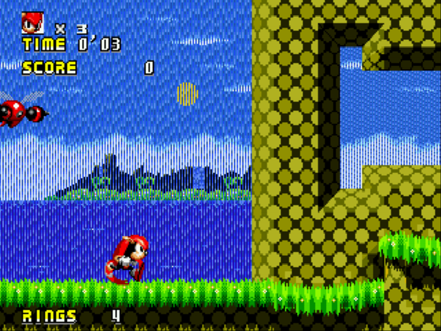 Play Sonic The Hedgehog AGX (First Public Release) Online