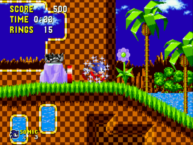 Play Sonic The Hedgehog ZX Online