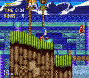 Play Sonic Zeta Overdrive Online