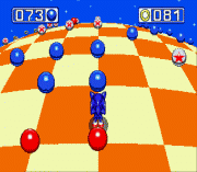 Play Sonic and Knuckles – Blue Sphere Plus Online