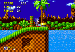 Play Sonic the Hedgehog Online
