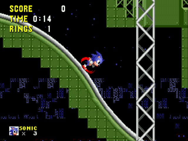 Play Sonic the Hedgehog – Never Stop Running Online
