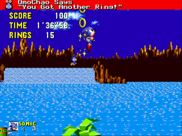Play Sonic the Hedgehog – Omochao Edition Online