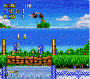 Play Sonic the Hedgehog – Tribute Online
