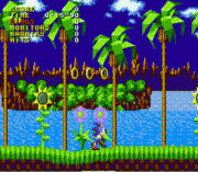 Play Sonic the Hedgehog 1 at SAGE 2010 Online