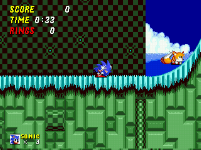 Play Sonic the Hedgehog 2Z Online