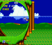 Play Sonic the Hedgehog 2 (Nick Arcade Prototype) Online