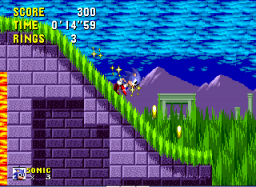 Play Sonic the Hedgehog Extended Edition Online