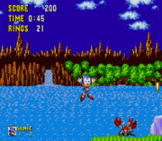 Play Sonic vs. Camera (PoC) Online