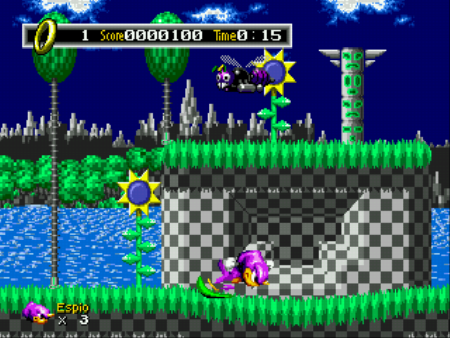 Play South Island Adventure (Sonic 1 Hack) Online