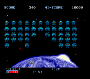 Play Space Invaders 90 Online