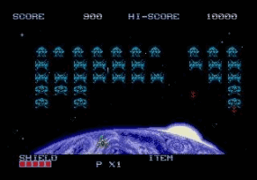 Play Space Invaders '91 Online