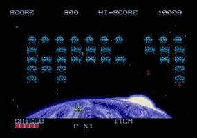 Play Space Invaders '91 Online