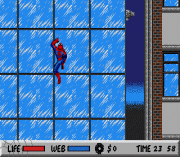 Play Spider-Man (Sega) Online