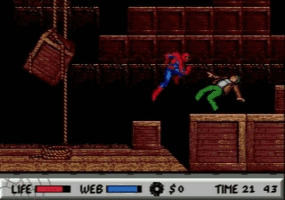 Play Spider-Man vs the Kingpin Online