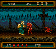 Play Splatterhouse 2 Online