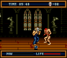 Play Splatterhouse 3 Online